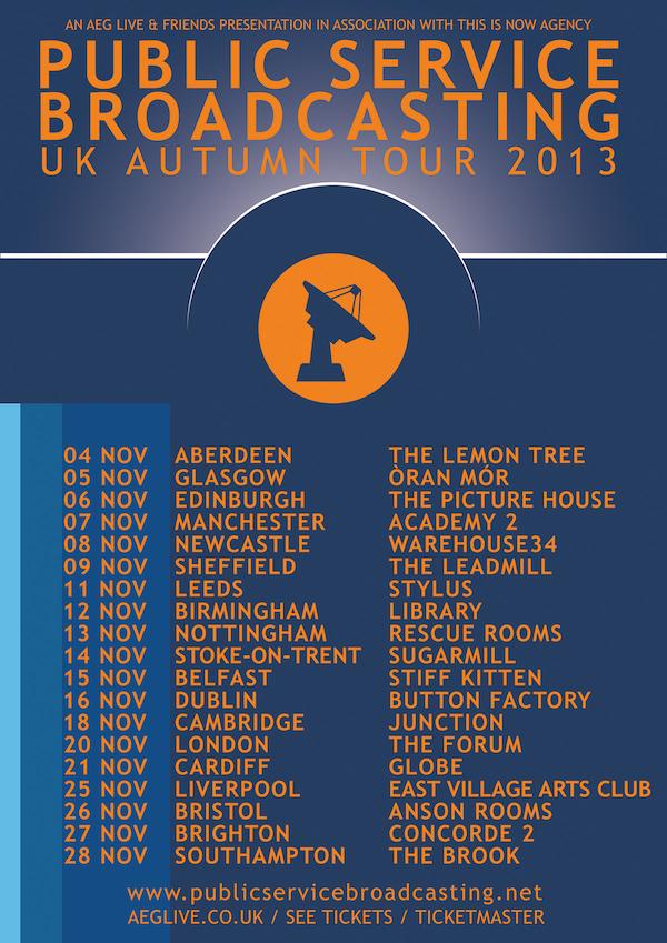 November Tour Final BLOG