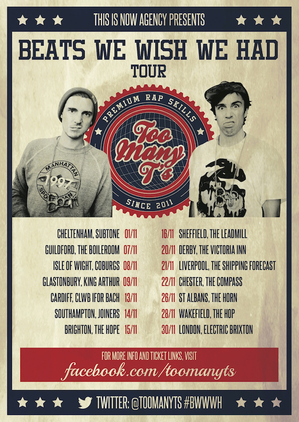 TMT TOUR BLOG