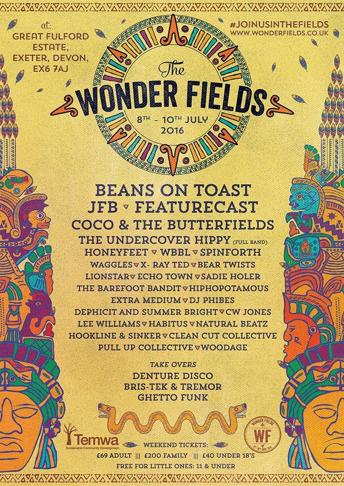 wonderfields